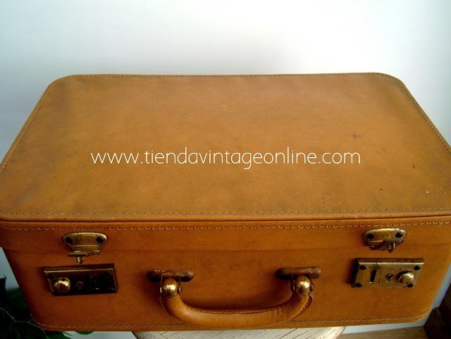 Maleta vintage online