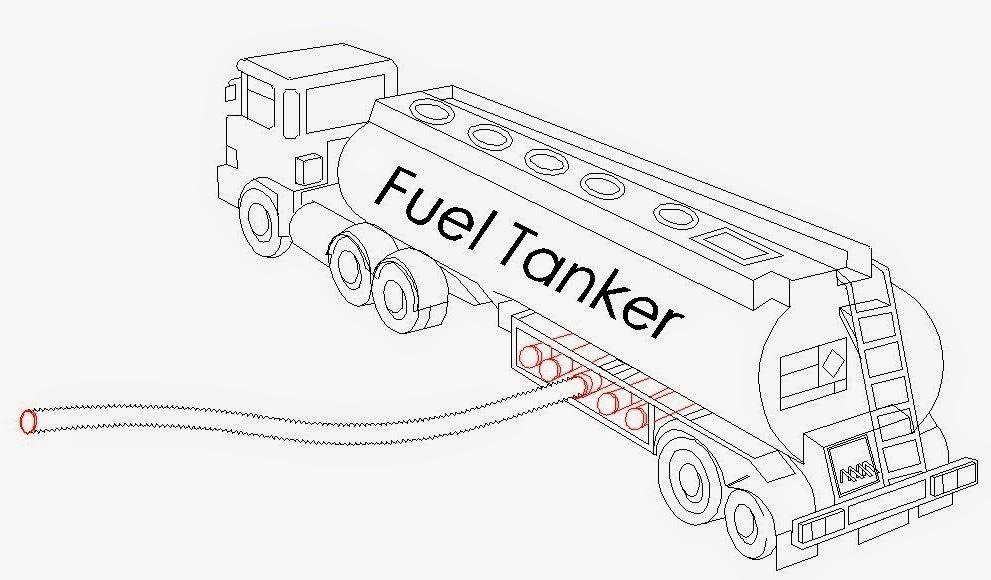 Mobil tanker