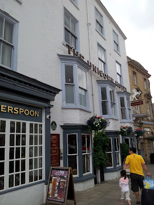 Ripon, Yorkshire, Wetherspoon hotel