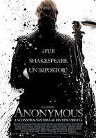 Cartel de la película de Anonymous