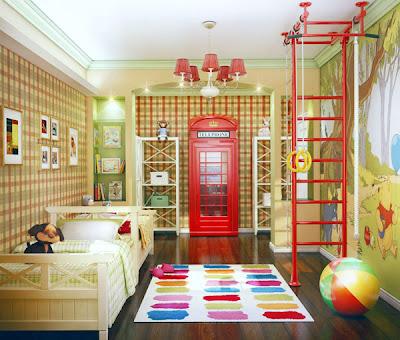 dormitorio para joven adolescente