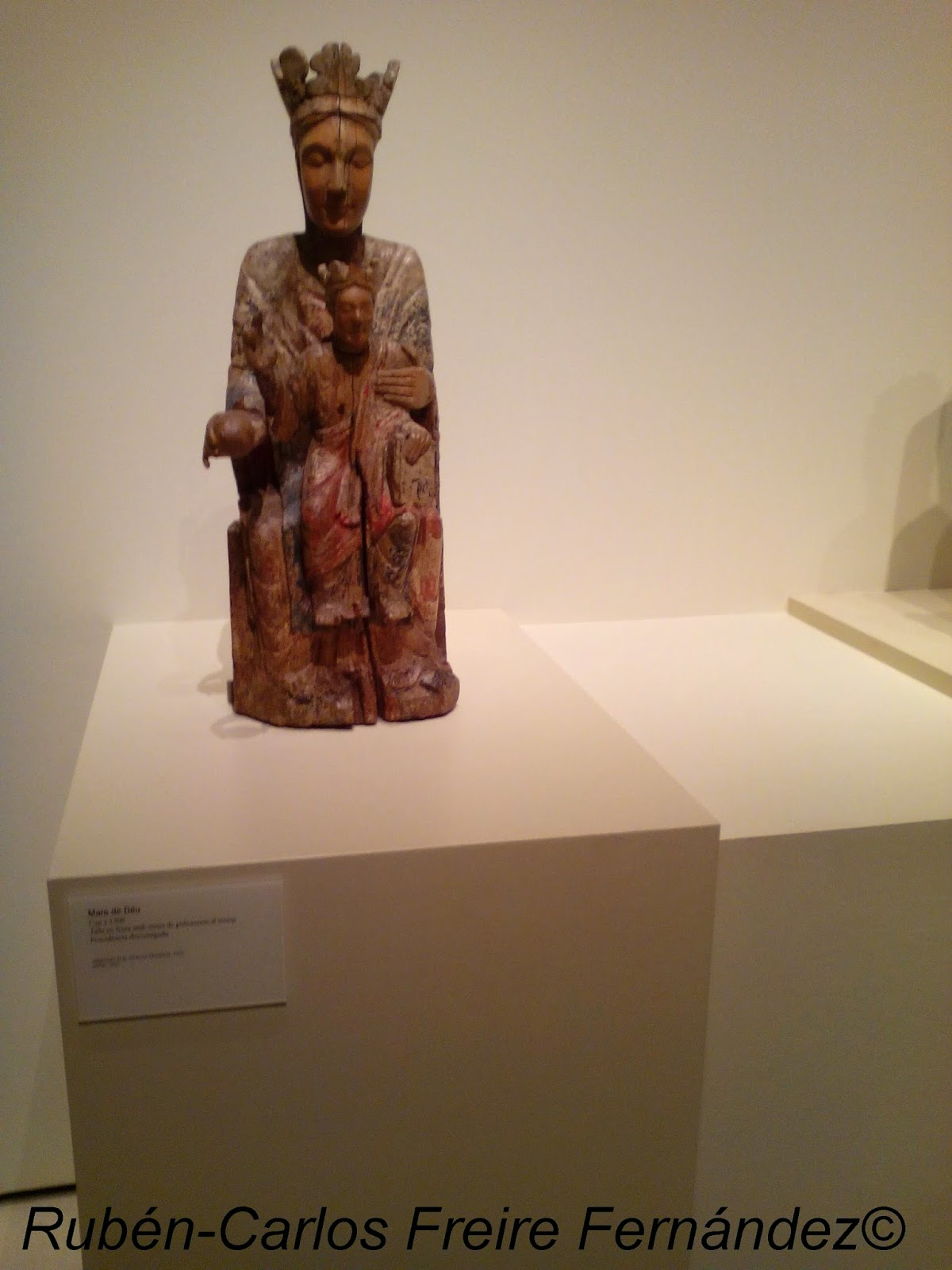 Romanico hispania escultura rom nica en madera - Maderas hispania ...