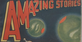 Logo from Amazing Stories magazine