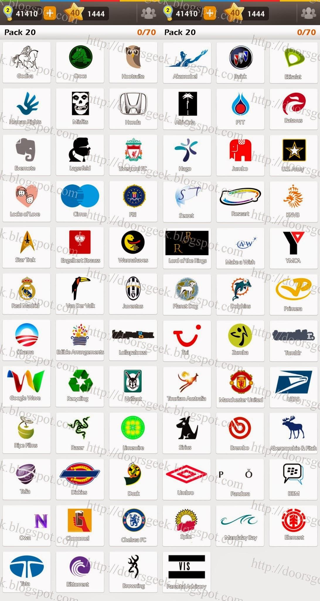 Logo game guess the brand bonus cars chainimage - Filename Logo Game Pack 20 Answers Jpg