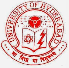 Project Assistant Jobs 2017/2017 For P.G Degree at University of Hyderabad Recruitments University of Hyderabad Logo