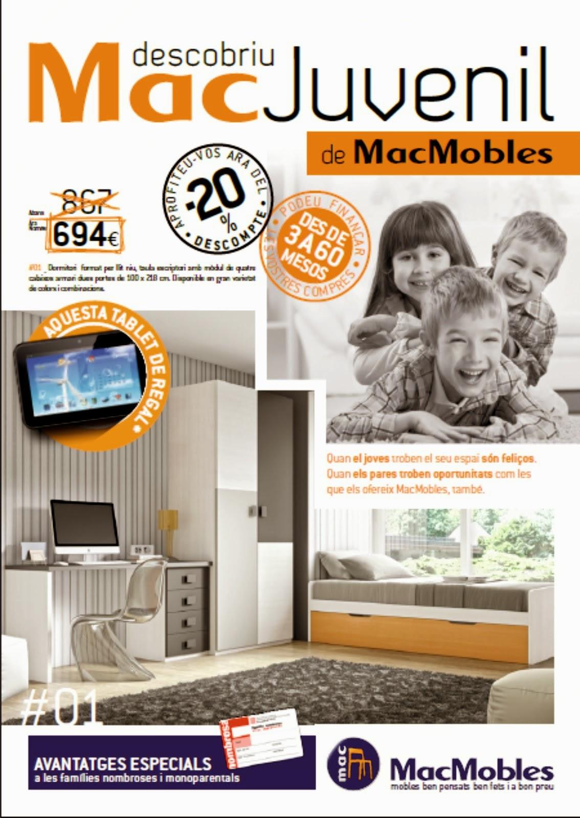MacJuvenil - Especial Moble Infantil