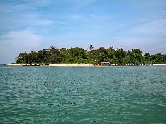 foto pulau panjang jepara