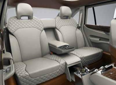 2012 Bentley EXP 9 F hot car