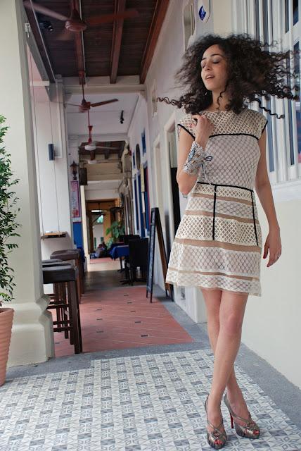 Arpan Vohra dress