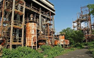 Fabrica de pesticidas en India - UCC