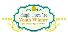 Simply Create Too Youth Winner&#39;s Badge