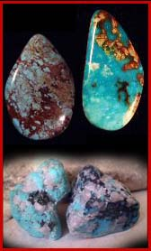 Natural Turquoise Vs Stabilized Turquoise