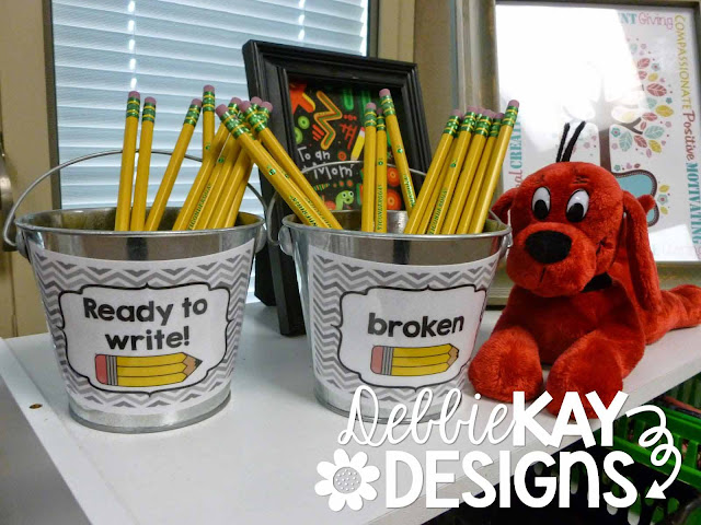 https://www.teacherspayteachers.com/Product/Pencil-Labels-for-the-Classroom-1314664