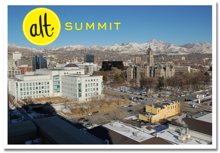 Alt Summit, Salt Lake City, Utah