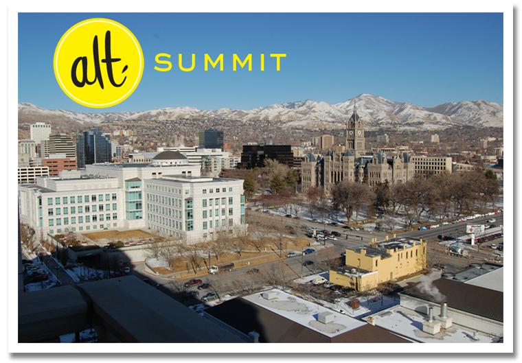 Alt Summit, Salt Lake City, Utah