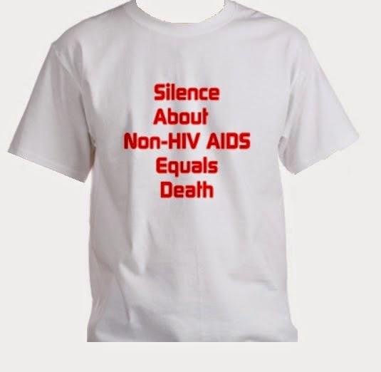 t-shirt, non-hiv aids, cfs, m.e., mikovits, retrovirus, xmrv, antiretrovirals