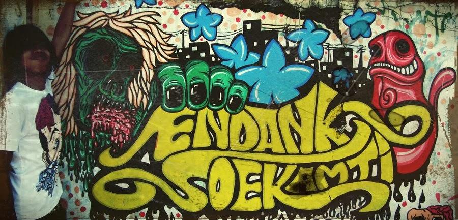 Download Lagu MP3 Endank Soekamti - Semoga Kau Dineraka