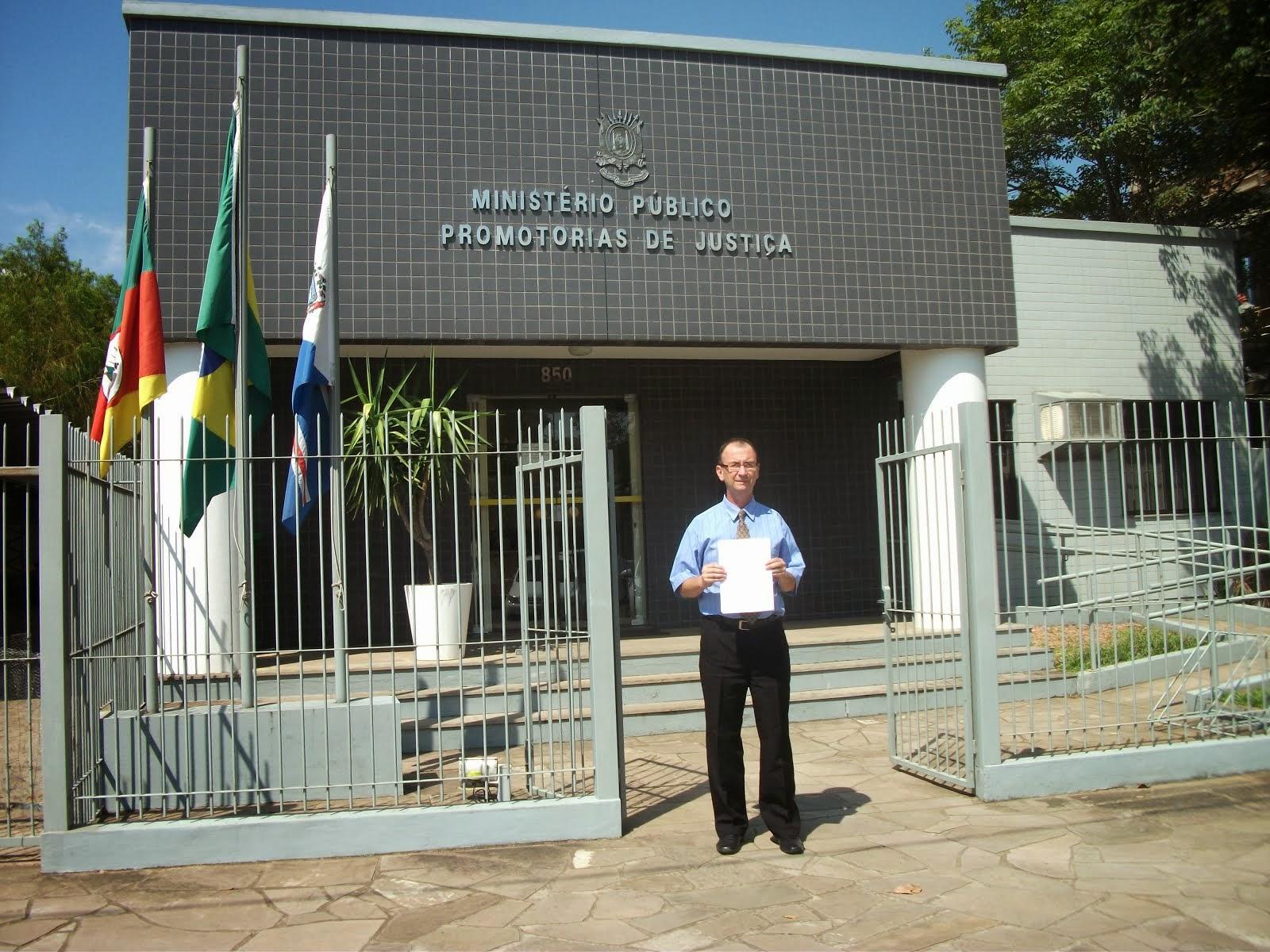 VEREADOR JAIR WINGERT PEDE INDENIZAÇÃO DA AES SUL