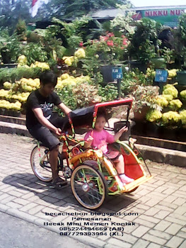 Becak Mini Memen