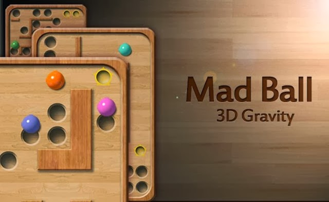 Made Ball 3D Gravity