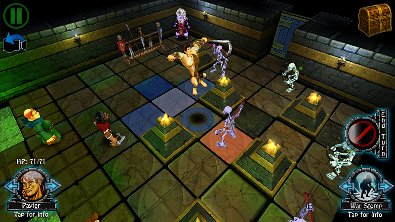 Dungeon Crawlers android