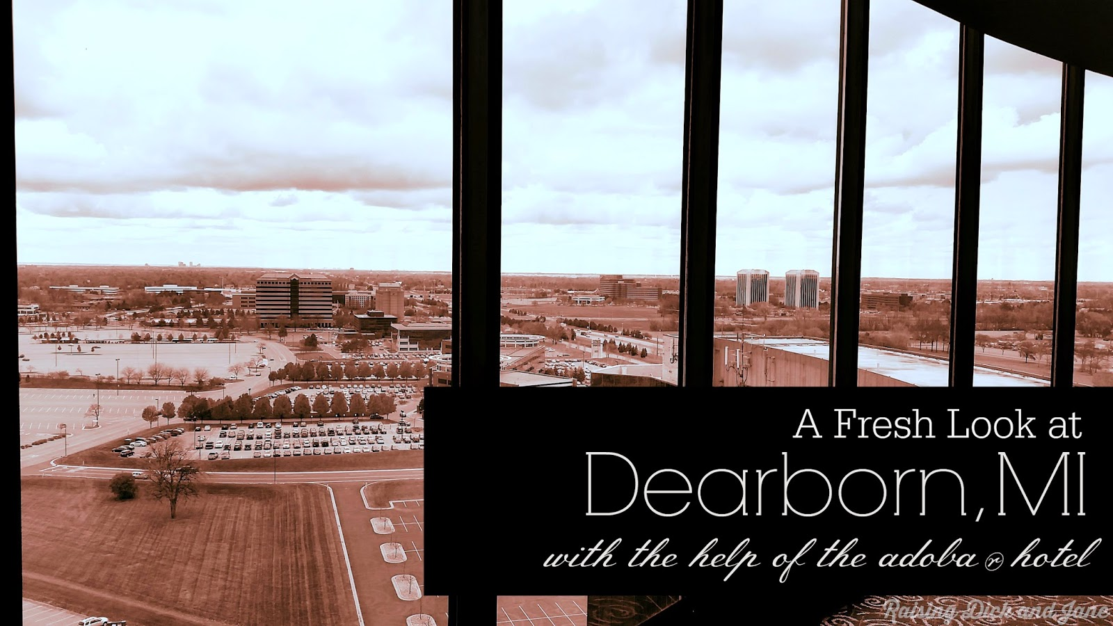 #ad #ecotravelwithadoba A Fresh Look at Dearborn Michigan
