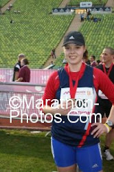 2. München Marathon 12.10.2008 :-)