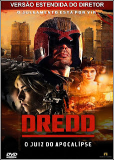 Download - Dredd - O Juíz do Apocalipse DVDRip - AVI - Dual Áudio