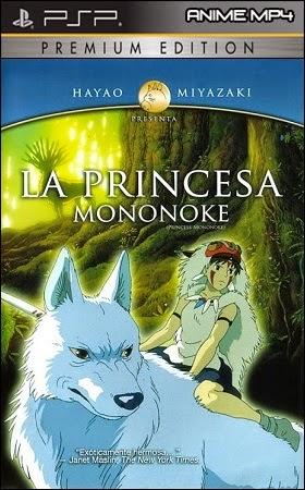 La Princesa Mononoke BDrip [Latino] [MEGA][PSP] La%2BPrincesa%2BMononoke