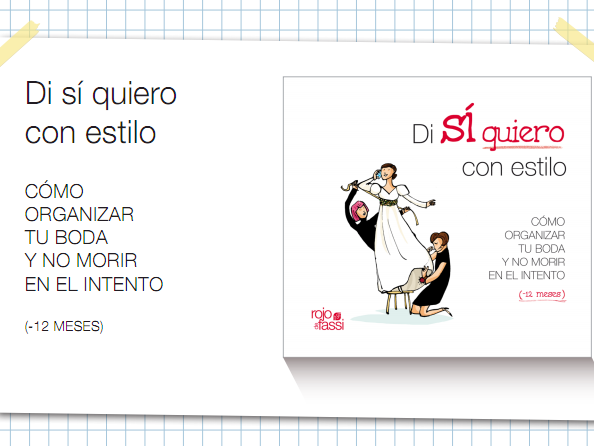 Sorteo conjunto de Mi boda gratis & Rojo deFassi