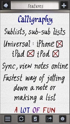 Use Your Handwriting