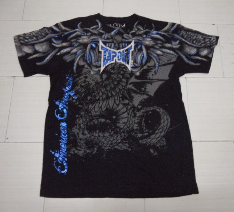 Tapout Mps t Shirt t Shirt Tapout Mps American