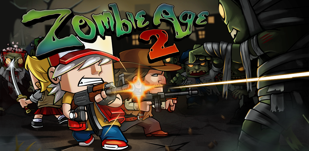 Zombie Age 2 Mod APK ~ Download PC and Android Game