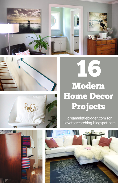 Blog home decor projects