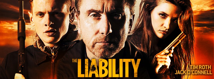 The Liability Movie Trailer (2013)