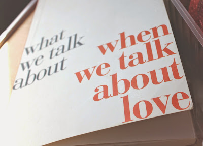 Essays on what we talk about when we talk about love