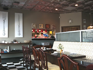 The Peppermill Diner and Bar Interior