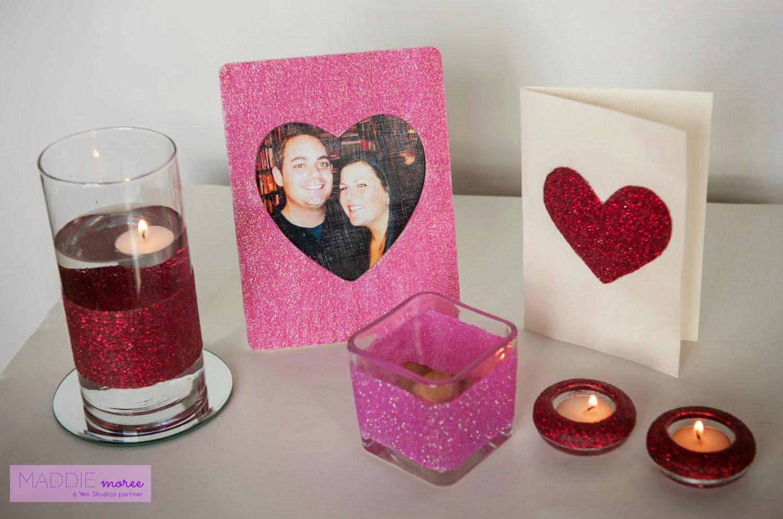 DIY: Glamorous Valentine\'s Gifts - City Chic Living