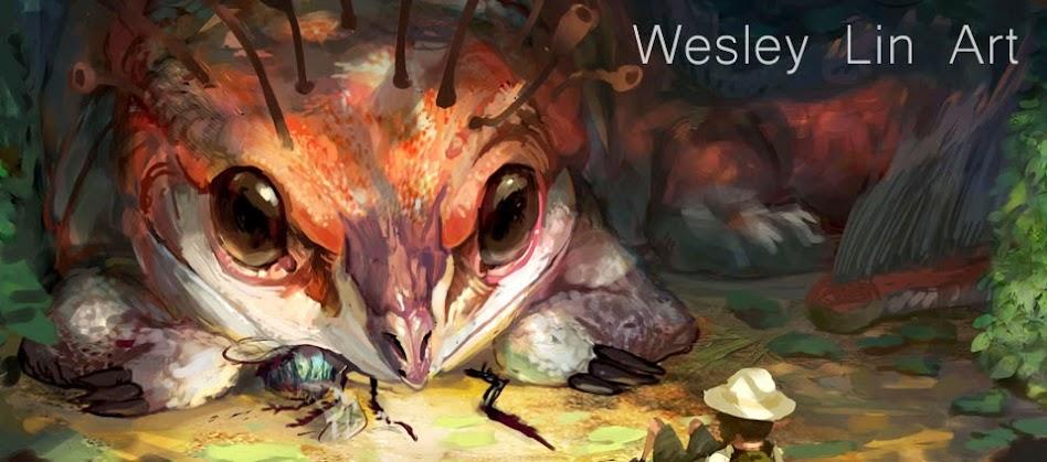 Wesley Lin Art