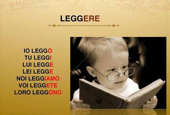 итальянские глаголы
