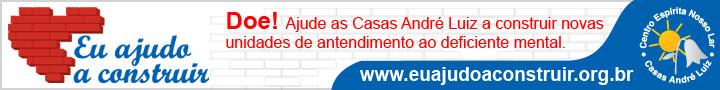 Ajude a construir o novo ambulatório das Casas André Luiz