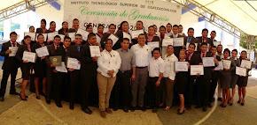 Egresa primera generación del ITESCO campus Pajapan