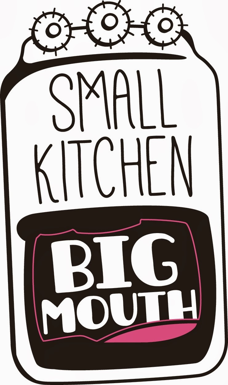 Small Kitchen Big Mouth