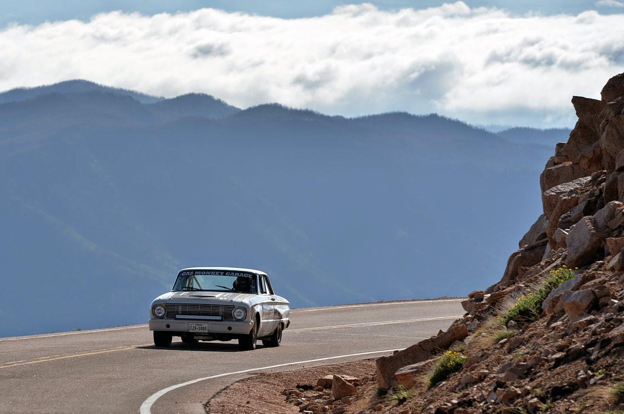 2014 pikes peak hill - photo #14