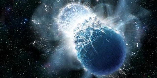 "Terkuak, Emas Bumi Berasal dari ""Bencana"" Kosmos"