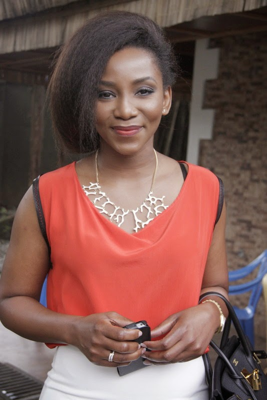 genevieve nnaji latest photos