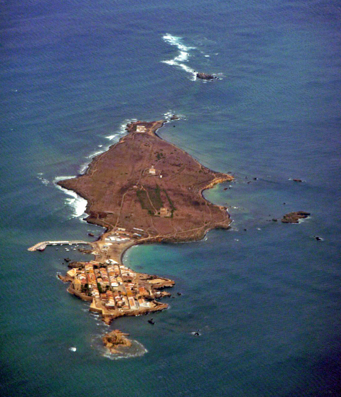 Alicante beaches playas island of tabarca isla de tabarca - Alojamiento en isla de tabarca ...