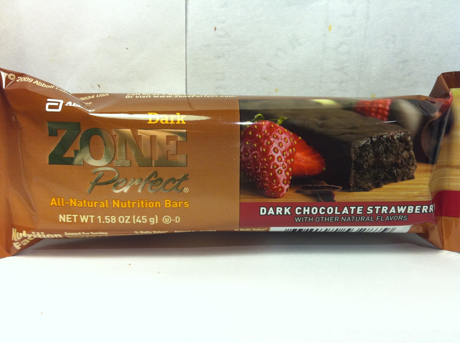 Crazy food dude review zone perfect dark dark chocolate for Food bar t zone