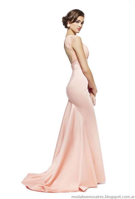 Las Oreiro 2013 vestidos de fiesta verano 2013 moda argentina.