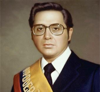 24 de mayo de 1981 muerte de  Jaime Roldos Aguilera